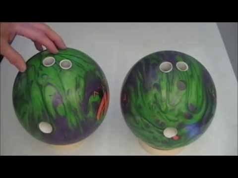 Effect of Pin Placement in a Bowling Ball