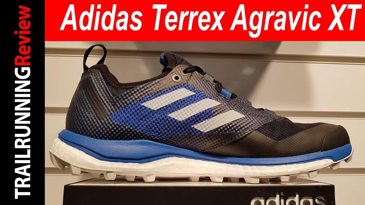 Adidas Terrex Agravic XT Preview