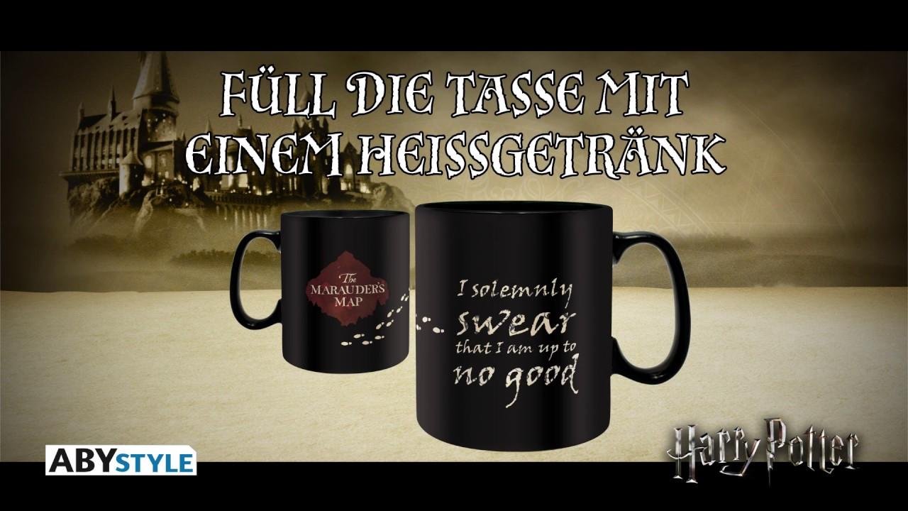 Harry Potter Die Magische Tasse Des Rumtreibers