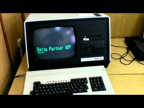 Iskra Delta Partner Booting