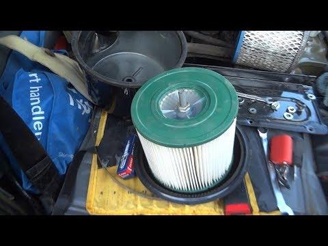 Как снять воздушный фильтр на уаз буханка инжектор видео