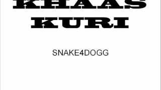 Pakistani Rap KHAAS KURI - snake4dogg