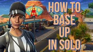 How to base up in solo!! - Pro Tips