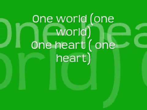 The Cheetah Girls- One World + lyrics