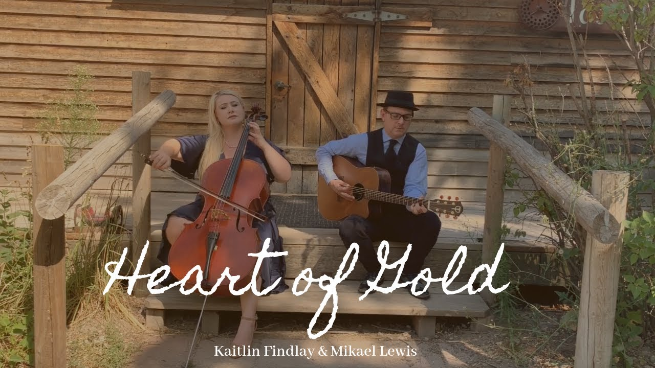 Heart Of Gold By Neil Young Cello And Guitar Cover
