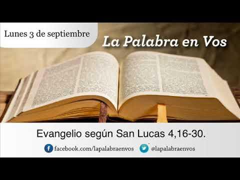 Lunes 3 De Setiembre De 2018, P. Marcelo Cristiani, I.D.