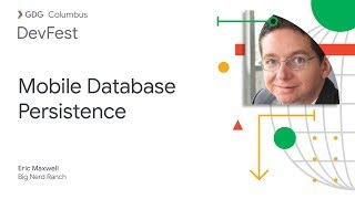 Mobile Database Persistence