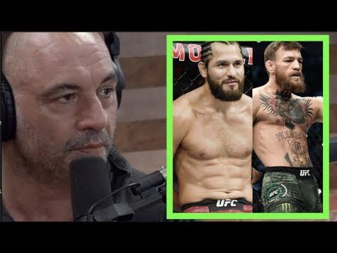 Joe On Jorge Masvidal Calling Out McGregor After KOing Ben Askren