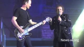 Avantasia - Heaven and Hell & Band Introduction - live Moscow, Ray Just Arena 6.04.2016 Mp3