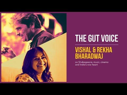 Vishal Bhardwaj & Rekha Bhardwaj @Algebra