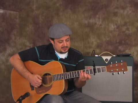 The Script - Break even - Learn how to play on acoustic guitar lesson