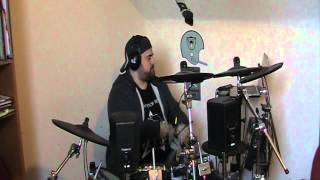 The Sisters of Mercy - First and Last and Always (Drum Cover)