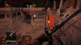 Far Cry 4 ►Бесшумный захват крепости БАГХАДУР ►