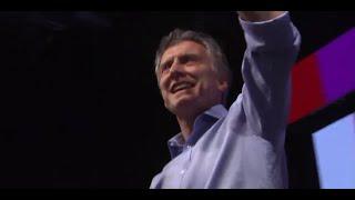 Discurso completo de Macri tras ganar las históricas elecciones en Argentina 2015