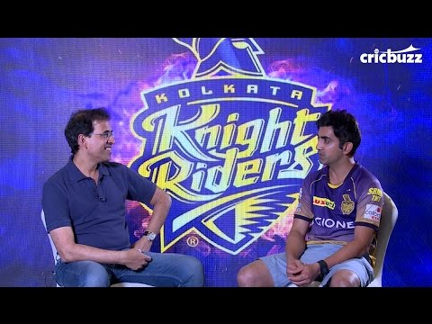 IPL 2017: Gautam Gambhir on captaining KKR and Shah Rukh Khan's role in the side