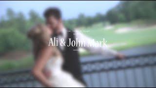 Ali & John Mark