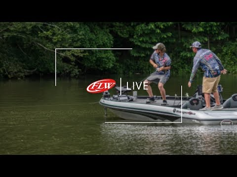 FLW Live Coverage | College Fishing National Championship | Day 3