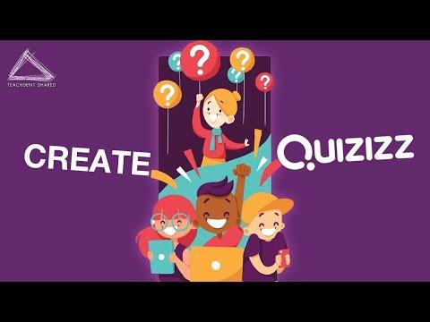 สร้างเกมตอบคำถามสนุก ๆ ด้วย Quizizz EP.2   Creating a Quiz in Quizizz