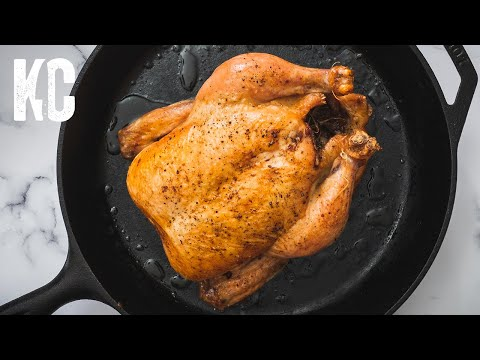 PERFECTLY ROASTED CHICKEN | In Just A Few Easy Steps