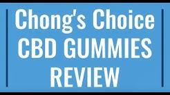 Chong's Choice CBD GUMMIES REVIEW