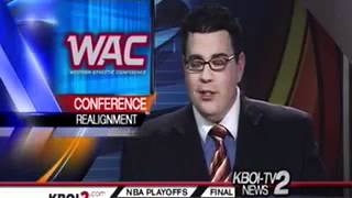 Mountain West Conference Talks