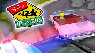 Gta the simpsons!? | the simpsons hit and run funny moments #1