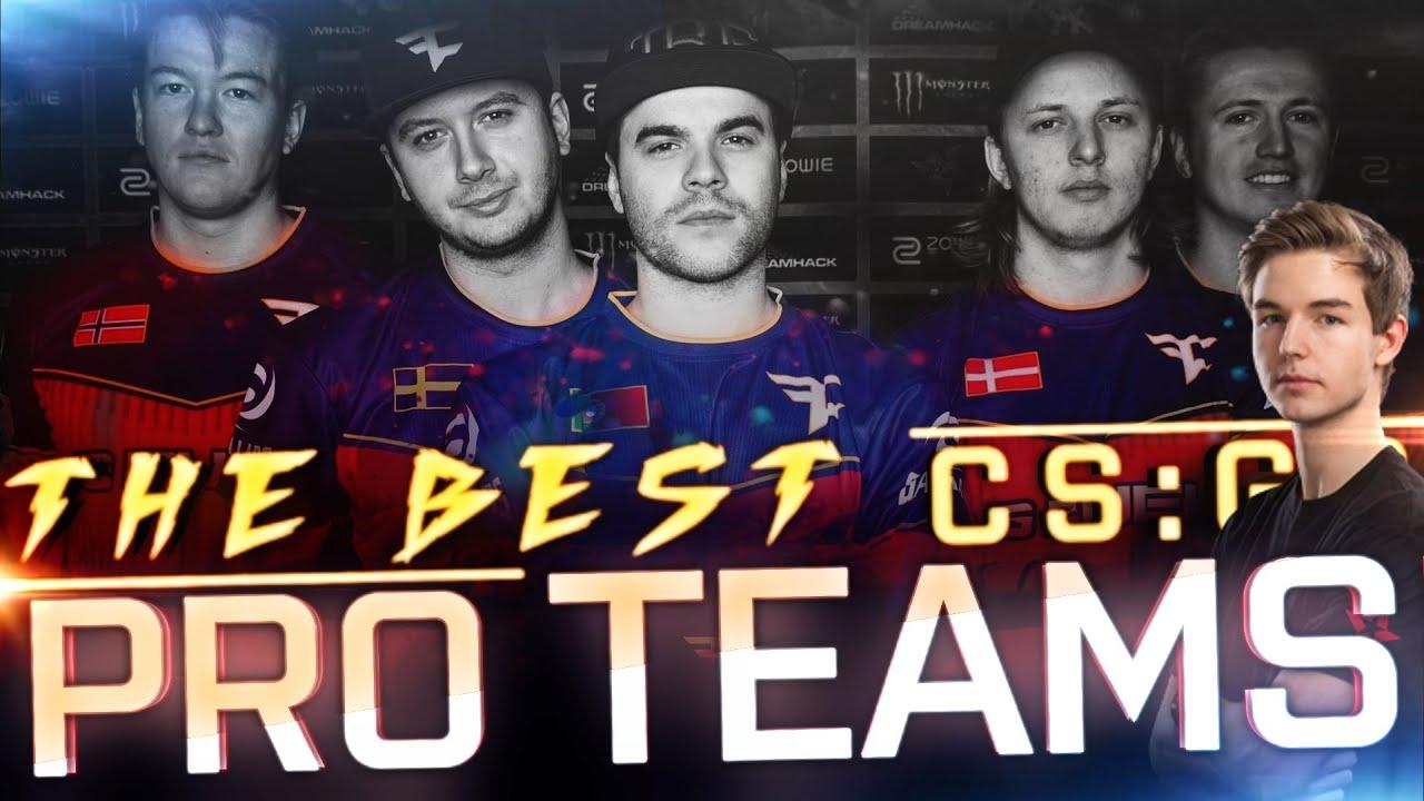 Cs Go Pro Teams