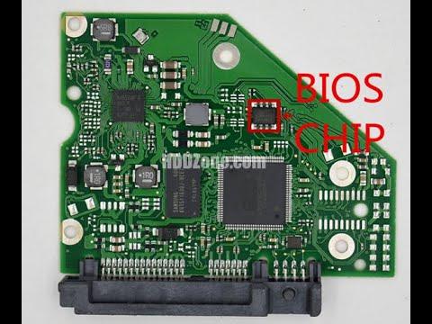 Seagate 2TB SATA 3.5 Hard Drive FW CC61 WU ST2000DM001 PN 1ER164-541 W4Z