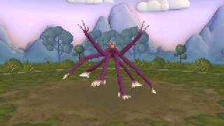 Spore Creature Creator - The Chaser in the Bog