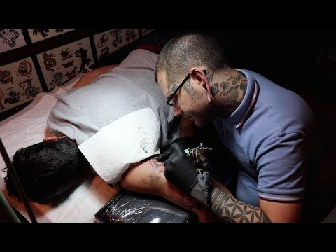 HIDDEN FROM YOU TATTOO (My new private tattoo studio)
