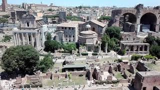 Foro Romano,Rome,Italy