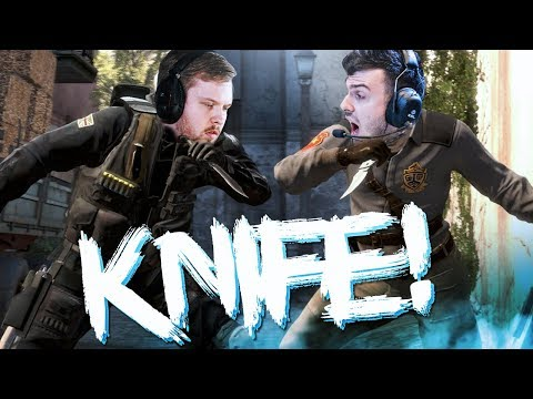Download Youtube: WHEN PROS KNIFE IN RANK S
