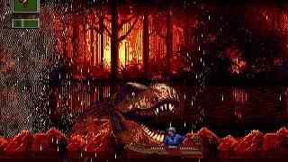 "[TAS] Genesis Jurassic Park: Rampage Edition ""Grant"" by Archanfel in 02:39.84"