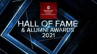 Hall of Fame and Alumni Awards