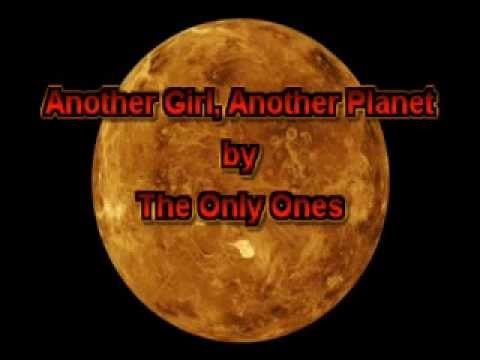 The Only Ones - Another Girl, Another Planet [Karaoke]