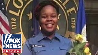 Two Officers Fired Over Breonna Taylor's Death