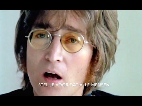 John Lennon - Imagine (Nederlandse vertaling)