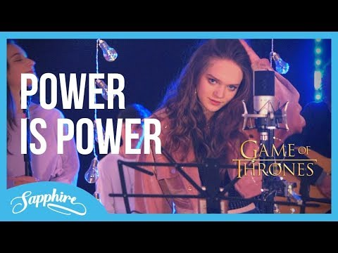Power Is Power - SZA, The Weeknd, Travis Scott (from Game Of Thrones) | Sapphire