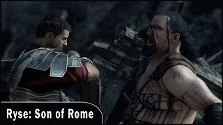Ryse: Son of Rome Gameplay [PC] [1440P]