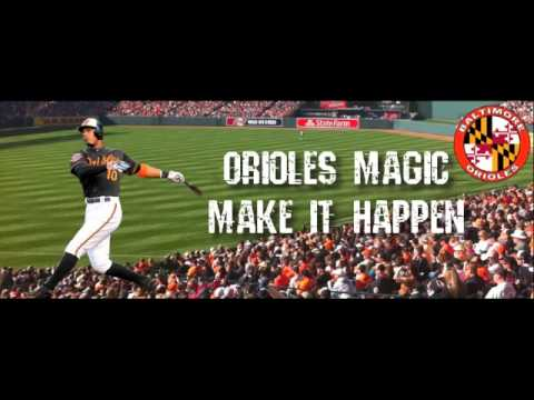 Orioles Magic 2014 Remix