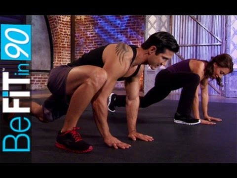 Warm Up Workout 2 by BeFit in 90