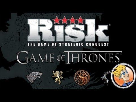 Risk: Game Of Thrones – Gen Con 2015