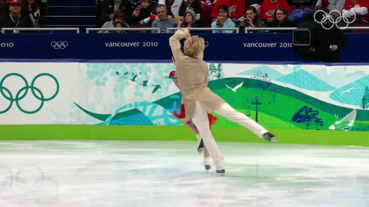 Figure Skating - Ice Dance Original Program - Vancouver 2010 Winter Olympic Games