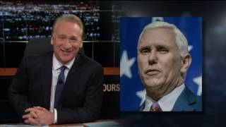 I Don't Know It For a Fact...I Just Know It's True | Real Time with Bill Maher (HBO)