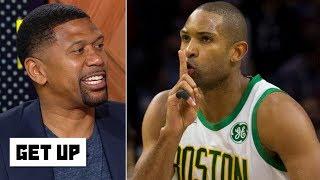 Al Horford was the Celtics' most important player – Jalen Rose | Get Up