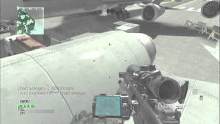 MW3: Infected: Good Plane Camping Spot