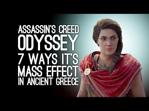 7 Ways Assassin's Creed Odyssey is Mass Effect in Ancient Greece