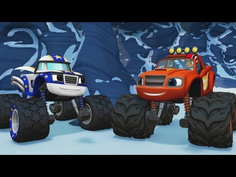 Blaze and the monster machines race to the rescue gameplay for Blaze episodi