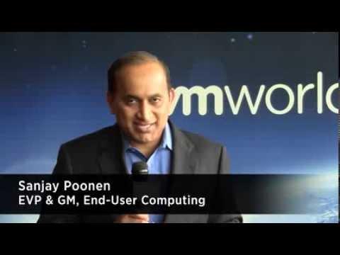 VMworld 2014 Europe: End-User Computing