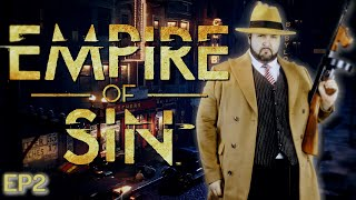 (Let's Play Narratif) - Empire of Sin - Episode 2